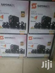 Brand New Sayona 4.1 BT Enabled Sound System | Audio & Music Equipment for sale in Nairobi, Nairobi Central