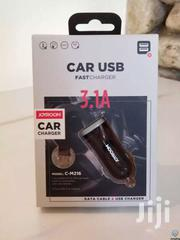 JOYROOM C-M216 Dual USB Ports 3.1A Quickcar Charger For iPhone, Galaxy | Accessories for Mobile Phones & Tablets for sale in Nairobi, Nairobi Central