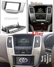 2.\Tcar 2 DIN RADIO FASCIA FOR 2003 To 2012 TOYOTA HARRIER LEXUS RX-300 | Vehicle Parts & Accessories for sale in Nairobi, Nairobi Central