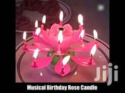 Musical Candle Rose Shape Candle | Home Accessories for sale in Nairobi, Nairobi Central
