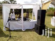 Wedding Party Public Address System Plus DJ Kit And Professional Dj | Party, Catering & Event Services for sale in Nairobi, Nairobi Central