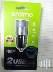 Oraimo Car Charger Original Car Charger | Vehicle Parts & Accessories for sale in Nairobi, Nairobi Central