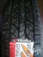 215/70R16 Yokohama Geolander Tyre | Vehicle Parts & Accessories for sale in Nairobi, Nairobi Central