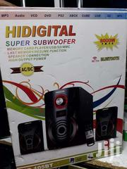 Hidigital Super Subwoofer With Fm Radio Usb | Audio & Music Equipment for sale in Nairobi, Nairobi Central