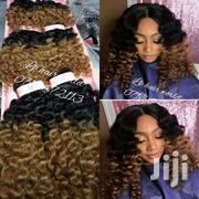 Semi Human  Curly Weave Bundles. | Hair Beauty for sale in Nairobi, Nairobi Central