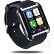 Generic U8 Smart Watch Sport Pedometer With Handsfree Bluetooth Touch | Accessories for Mobile Phones & Tablets for sale in Nairobi, Woodley/Kenyatta Golf Course