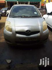 Toyota Vitz 2008 Silver   Cars for sale in Nyeri, Karatina Town