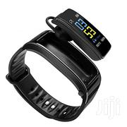Y3 Plus Smart Bracelet Watch With Bluetooth 4.1 Headset - Black | Watches for sale in Nairobi, Nairobi Central