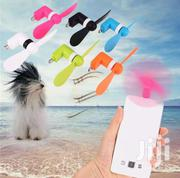 Mini Phone Fans For All Phones | Accessories for Mobile Phones & Tablets for sale in Mombasa, Mji Wa Kale/Makadara