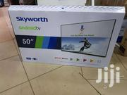 Skyworth 4K UHD Android  Smart 50 Inch TV With Wifi Brand New | TV & DVD Equipment for sale in Nairobi, Nairobi Central