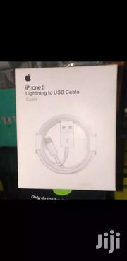 Original iPhone 8 And 8 Plus Cable Charging | Accessories for Mobile Phones & Tablets for sale in Nairobi, Nairobi Central