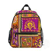 African Print Backpack | Bags for sale in Nairobi, Nairobi Central