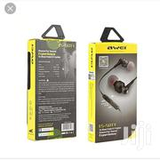 Awei ES 50TY In-ear Earphone Headset With Mic   Accessories for Mobile Phones & Tablets for sale in Nairobi, Nairobi Central