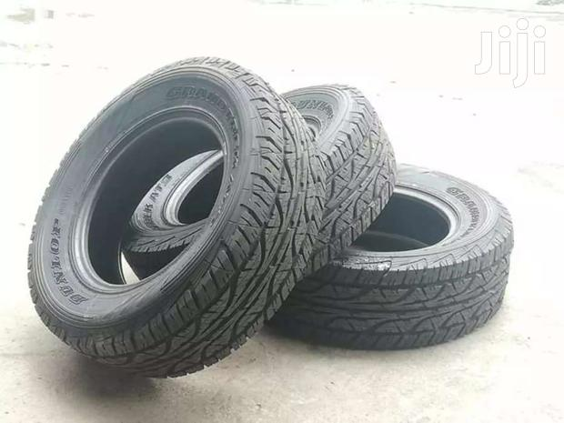 265/65/17 Dunlop Tyre's Is Made In Thailand