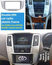 5.\Tsilver DOUBLE DIN RADIO FASCIA KIT FOR TOYOTA HARRIER & LEXUS 03-09 | Vehicle Parts & Accessories for sale in Nairobi, Nairobi Central