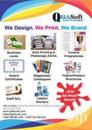 We Design. We Print. We Brand | Mobile Phones for sale in Mombasa, Mkomani