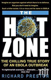 The Hot Zone -richard Preston | Books & Games for sale in Nairobi, Nairobi Central