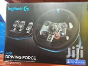 Logitech G29 Driving Force Racing Wheel | Video Game Consoles for sale in Nairobi, Nairobi Central
