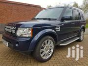 Land Rover LR4 2012 Blue | Cars for sale in Nairobi, Karen