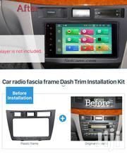 3.\Tdouble DIN FASCIA FOR 2005 TOYOTA MARK II RADIO | Vehicle Parts & Accessories for sale in Nairobi, Nairobi Central