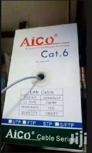 305M Cat6 Aico Network Cable Box | Computer Accessories  for sale in Nairobi, Nairobi Central