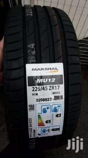 225/45/17 Marshal Tyres Is Made In Korea | Vehicle Parts & Accessories for sale in Nairobi, Nairobi Central