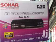 SONAR Free To Air HD Decoder - No Monthly Charges | TV & DVD Equipment for sale in Nairobi, Nairobi Central