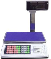 Professional Digital Scale With Printer, 50kg Division 5g. | Store Equipment for sale in Nairobi, Nairobi Central