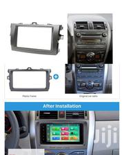 TOYOTA COROLLA 2007 TO 2013 DOUBLE DIN FASCIA | Vehicle Parts & Accessories for sale in Nairobi, Nairobi Central