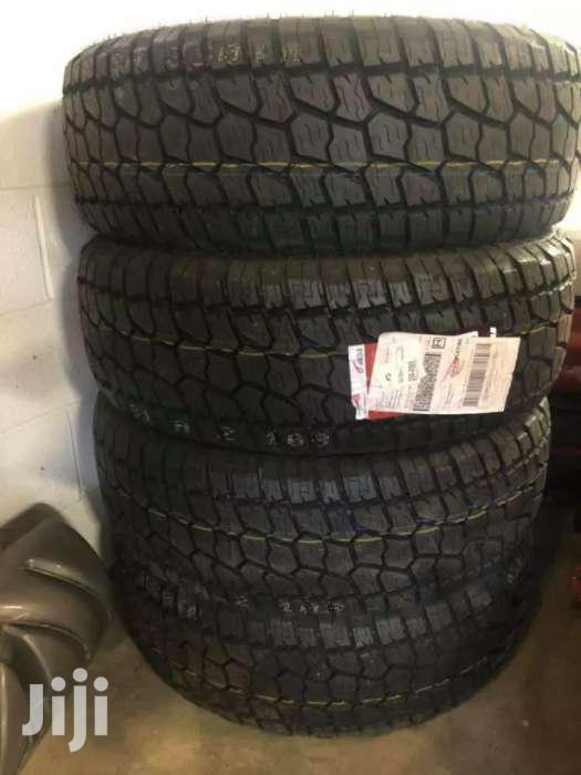 275/60/20 Radar Tyre's Is Made In Indonesia