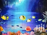 Aquarium Background Wallpaper | Pet's Accessories for sale in Nairobi, Pangani
