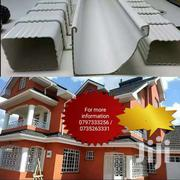 BOXED PROFILE GUTTERS INSTALED BY OUR TECHNICIAN | Building Materials for sale in Nairobi, Imara Daima