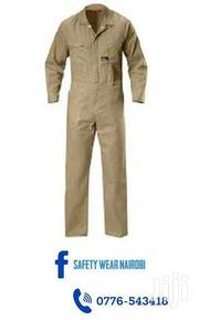 COTTON DRILL OVERALLS   Safety Equipment for sale in Nairobi, Nairobi Central