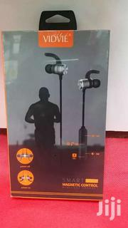 VIDVIE Sport Wireless Earphone BT820 Bluetooth / Headset / Handsfree | Accessories for Mobile Phones & Tablets for sale in Nairobi, Nairobi Central