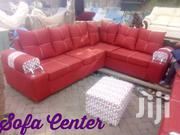 Elegant Modern Quality Ready Made Sectional Sofa With Chrome Arms | Furniture for sale in Nairobi, Ngara