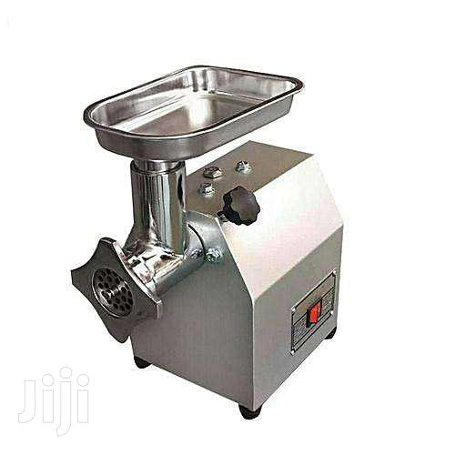 Archive: Meat Mincer Machine