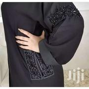 NEW EMBROIDED POCKET STYLE ABAYA | Clothing for sale in Mombasa, Majengo