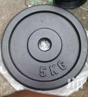 Gym 5 Kg Weight Plates | Sports Equipment for sale in Nairobi, Nairobi Central