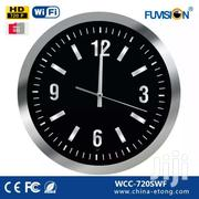 WALL CLOCK WITH SPY CAMERA | Cameras, Video Cameras & Accessories for sale in Nairobi, Karen