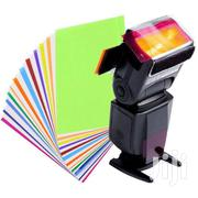 12 Colors Set Gel Filter For Flash Photography | Cameras, Video Cameras & Accessories for sale in Nairobi, Komarock