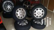 Benz Rims Size With Original Yana Tyres | Vehicle Parts & Accessories for sale in Nairobi, Mugumo-Ini (Langata)