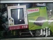 1TB (1000GB) Transcend External HDD For Laptop | Laptops & Computers for sale in Nairobi, Nairobi Central