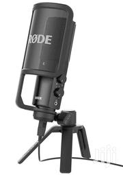 Rode NT-USB Versatile Studio-quality USB Cardioid Condenser Microphone | Audio & Music Equipment for sale in Nairobi, Nairobi Central