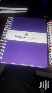 Branded Notebooks / Branded Diaries | Other Services for sale in Nairobi, Ngara