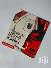 64GB Kingston Memory Card   Accessories for Mobile Phones & Tablets for sale in Nairobi, Nairobi Central