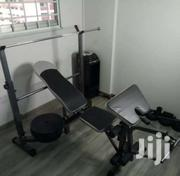 Gym Multi Functional Weight Bench Press | Sports Equipment for sale in Nairobi, Nairobi Central