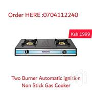 Two Burner Automatic Ignition Non Stick Gas Cooker   Kitchen Appliances for sale in Nairobi, Nairobi Central