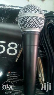 Shure SM58 Condenser Microphone | Audio & Music Equipment for sale in Nairobi, Nairobi Central