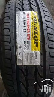 265/70/16 Dunlop's Tyre's Is Made In Japan   Vehicle Parts & Accessories for sale in Nairobi, Nairobi Central