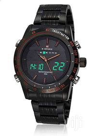 Naviforce Dual Wrist Watch Multifunctional Watch With Gift Box 9024 | Vehicle Parts & Accessories for sale in Nairobi, Nairobi Central